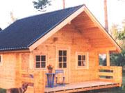 ログハウス・ビルド 小型・中型ログハウス